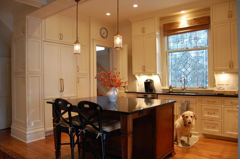 Please Help Pics Of Dark Stained Oak Cabinets Kitchens Forum Ask Home Design