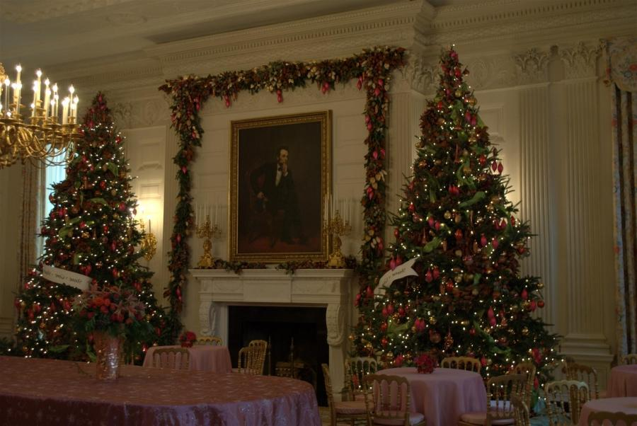White House State Dining Room Photo