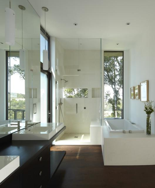 GRIFFIN ENRIGHT ARCHITECTS: Mandeville Canyon Residence...