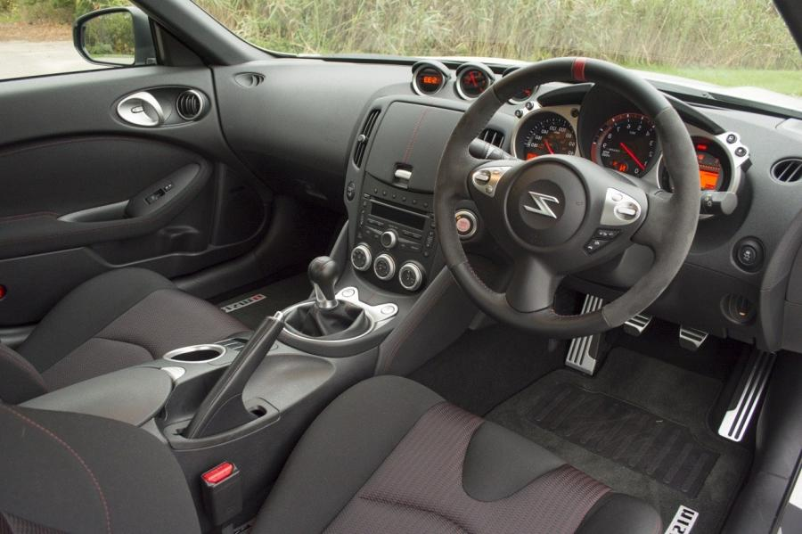 Nissan 370z Nismo Interior Photos