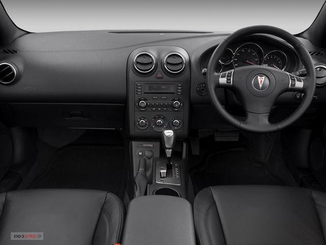 g6 2008 interior