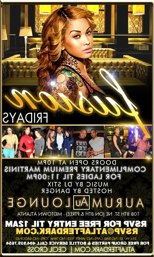 ATLANTA COLLEGE PARTY TONIGHT @ AURUM LOUNGE ( 12/28/12)