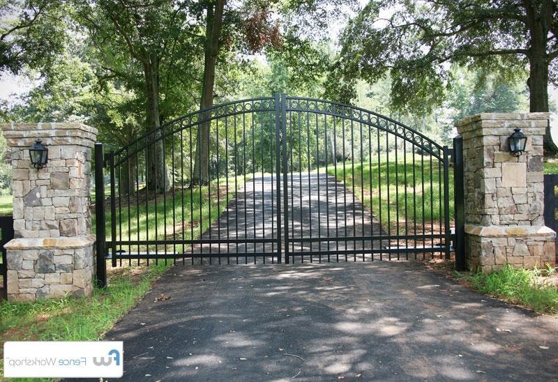 Photos Of Horse Farm Gates In Florida