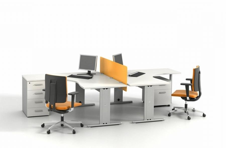 Office furniture designs photos for Simple office furniture design