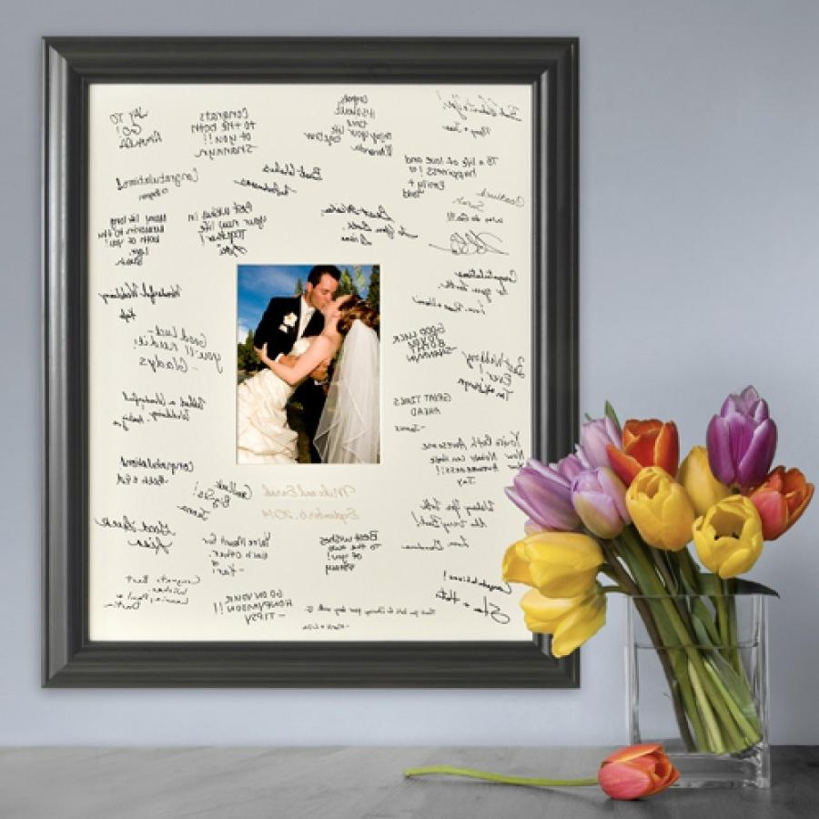 Wedding Guest Book Frame Alternative Drop   Aliexpress