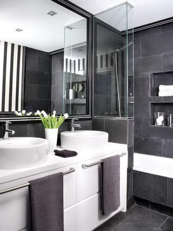Pivotech_How to master the black bathroom trend ...