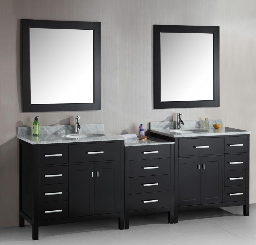 Double Bathroom Vanities Photos