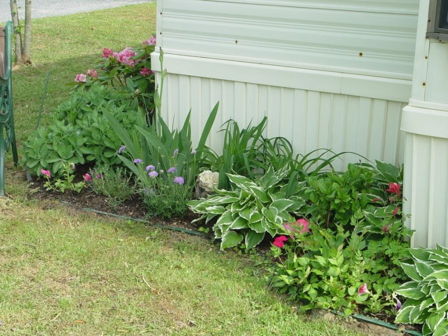 Photos country cottage landscaping - Country vegetable garden ideas ...