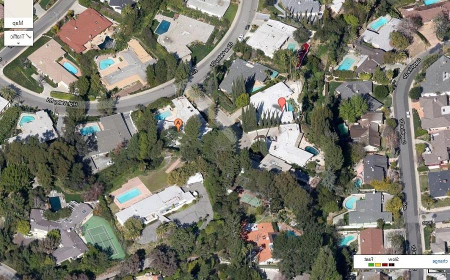 10 Insane Celebrity Homes - YouTube