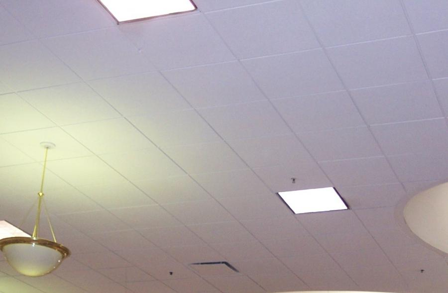 SAV-A-CEILING® restores all surfaces without damaging the fire...