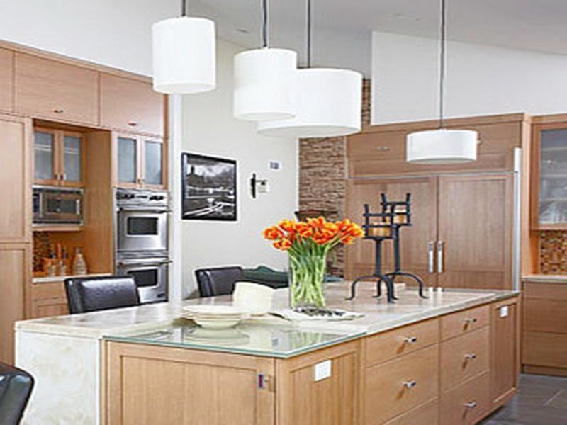 Kitchen lighting design ideas photos for Galley kitchen lighting design
