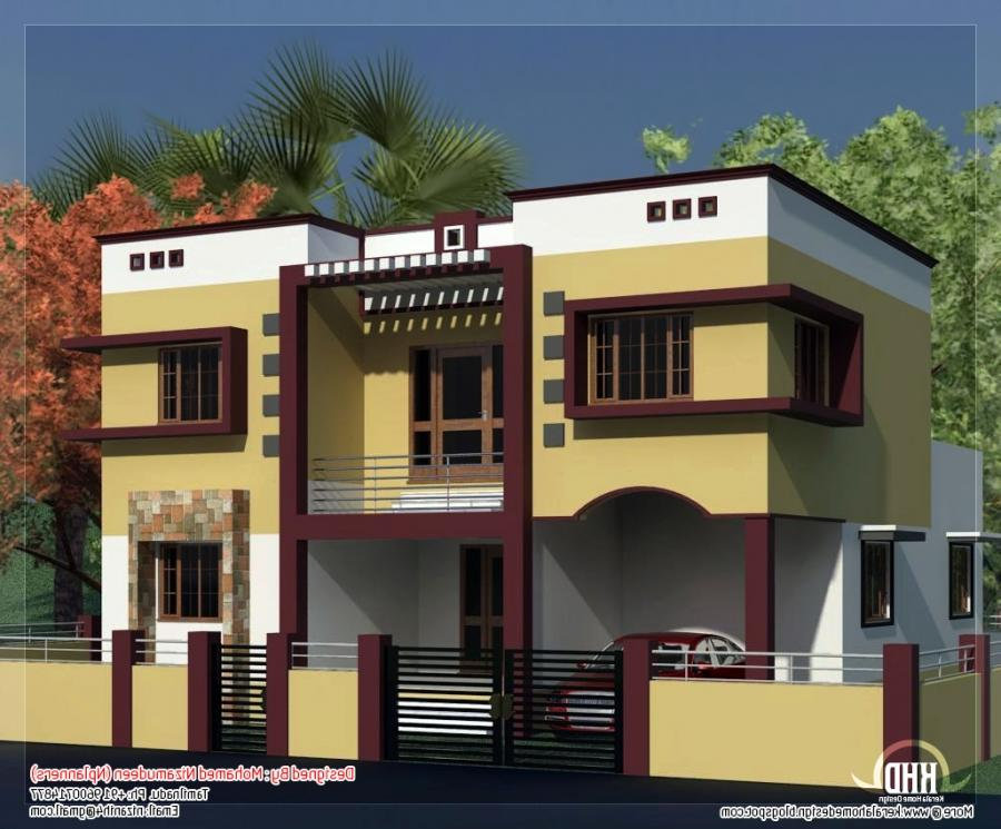 New house photos in tamilnadu for Tamilnadu house model photo gallery