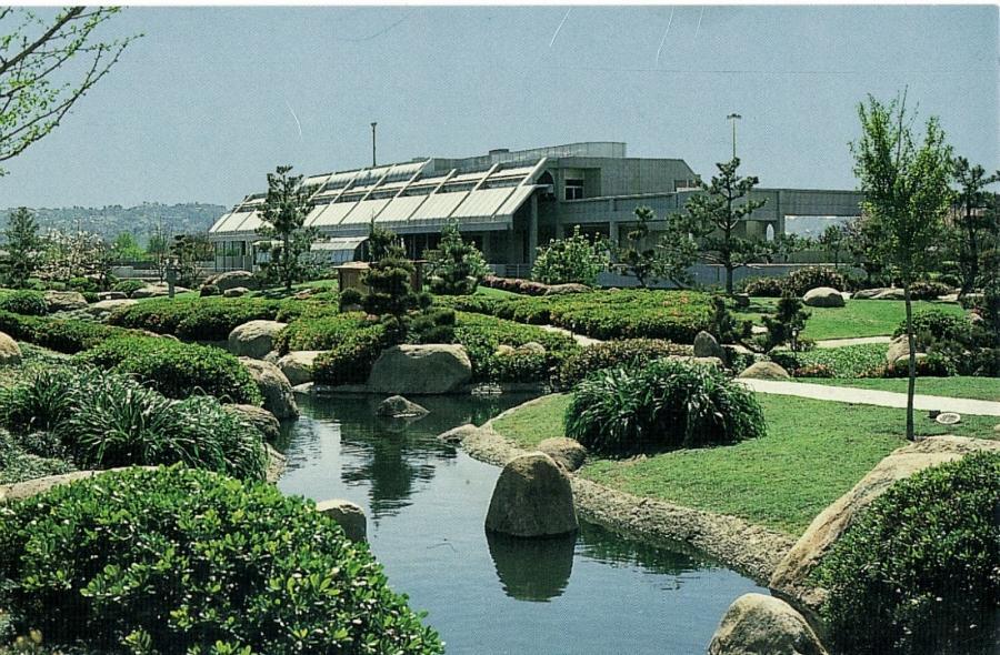 Japanese Garden Van Nuys Photos