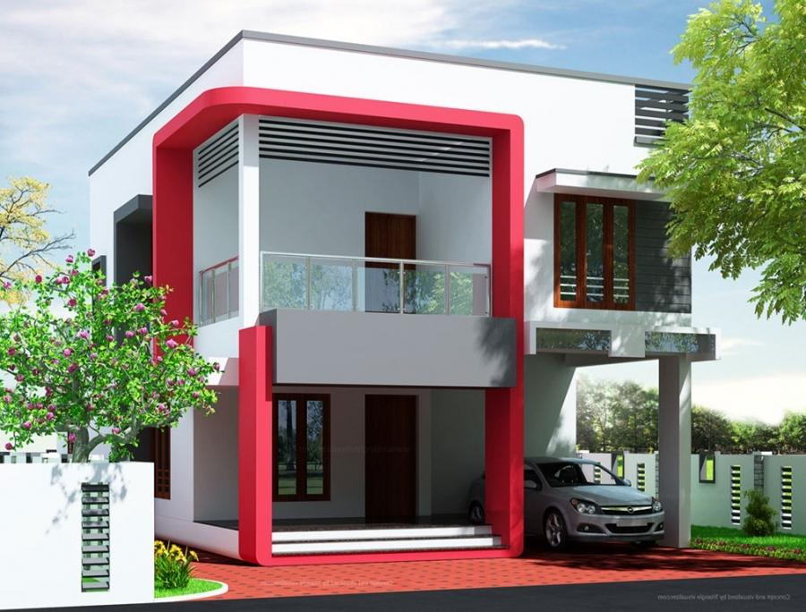 Impressive Low Cost Home Designs With Beautiful Decoration...