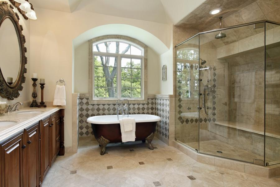 Angeles bathroom los photo picture remodeling for Bathroom remodeling contractor los angeles