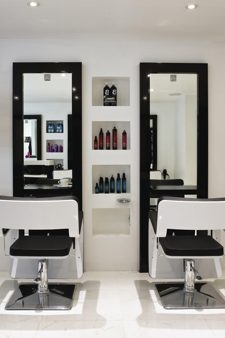Hair Salon Interiors Photos