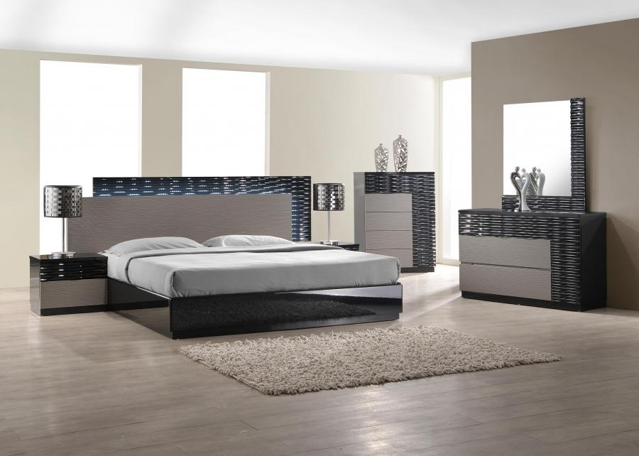 CADO Modern Furniture - ROMA Modern Bed