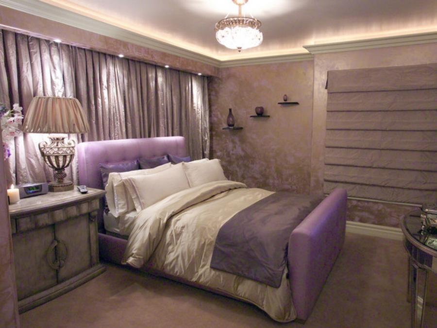 Ultramodern Bedroom Decorating Inspirations