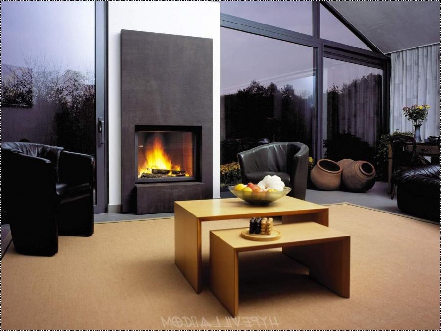 Stunning 15 Modern Tv Wall Units With Fireplace