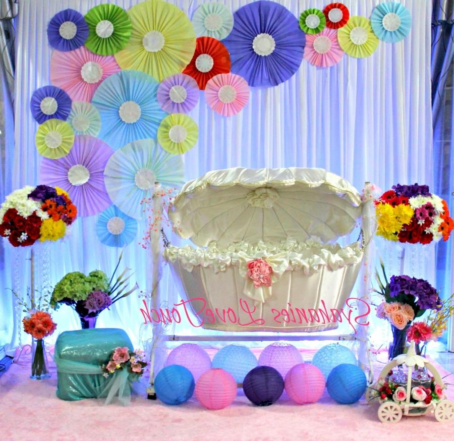 Cradle Decoration Photos