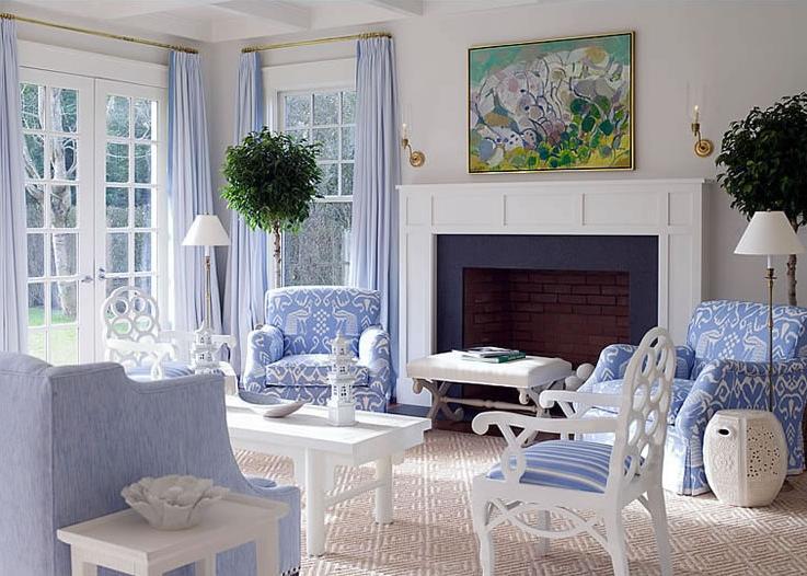 Living Room Design By Meg Braff IDesignArch Interior Design