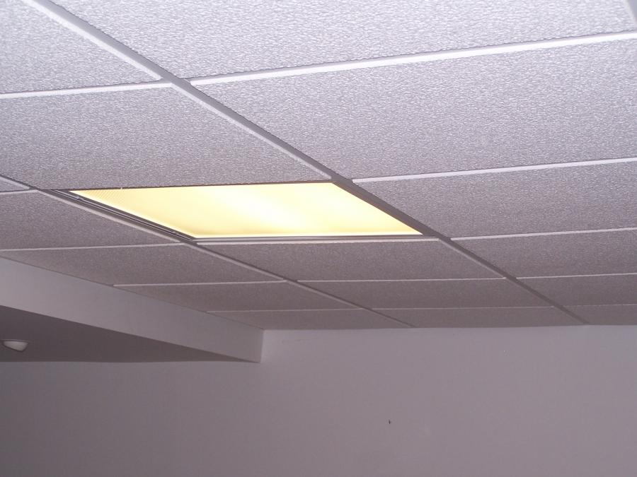 Opinion Track Lighting Drop Ceiling