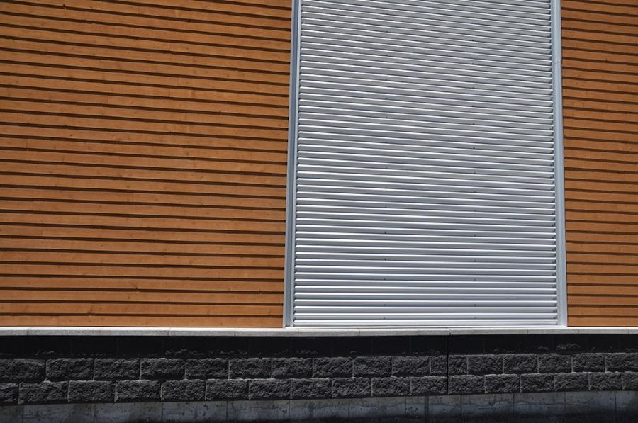 White Cedar Siding Photo