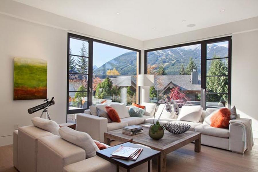 Most Beautiful Living Rooms Photos