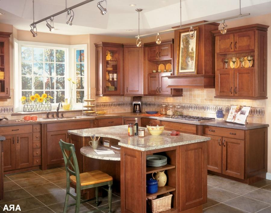 tuscan kitchen design ideas picture