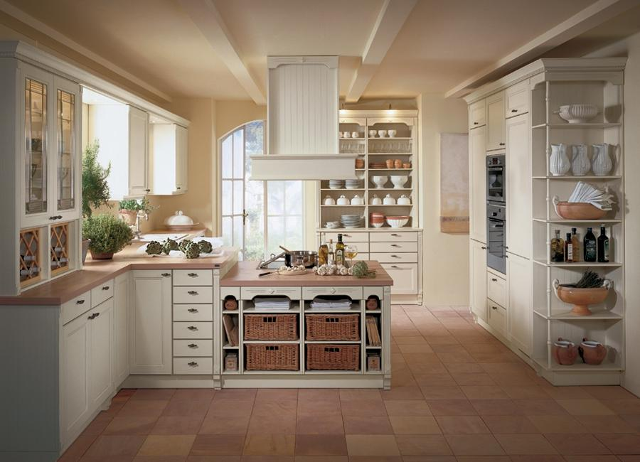 Photos of beautiful country kitchens for Beautiful country kitchen pictures