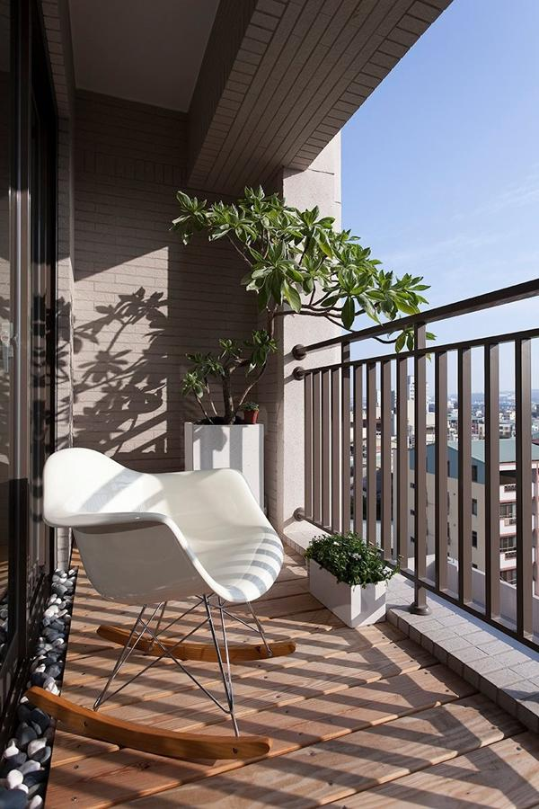 Collect this idea Balcony Uplifting Taiwanese Design Style...