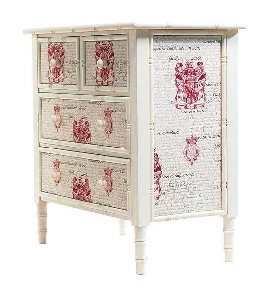 Wallpapered Furniture Photos