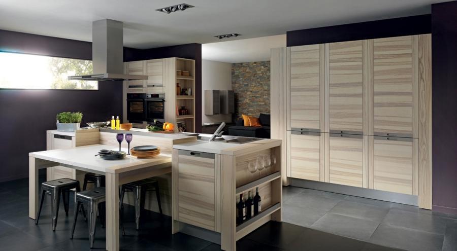 Photos decoration interieur cuisine for Interieur cuisine moderne