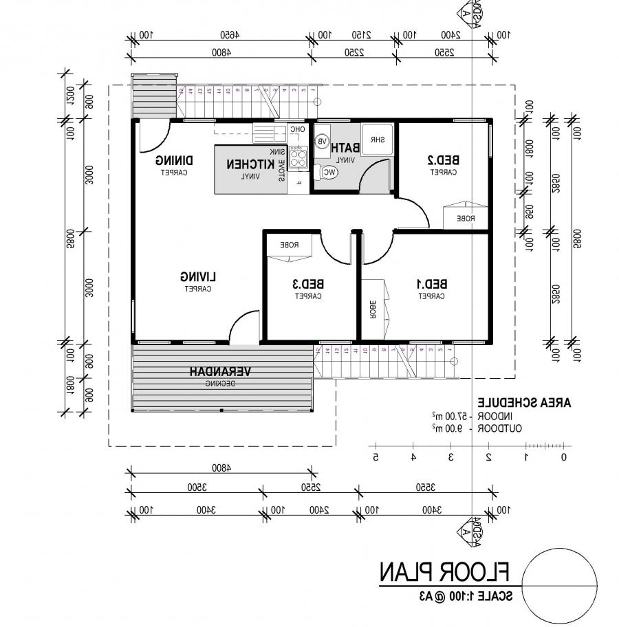 Affordable house plans with photos for Affordable 3 bedroom house plans