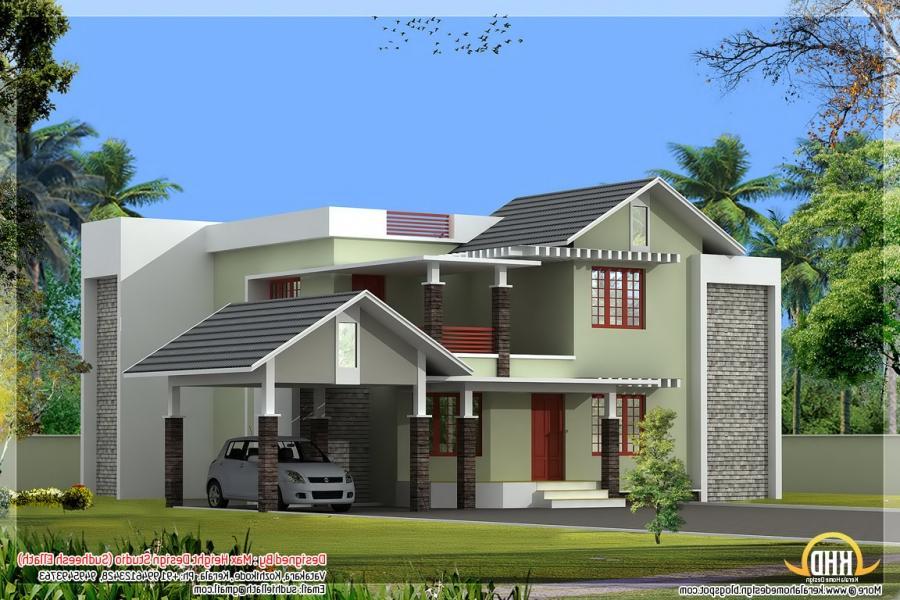 Nice house photos in kerala for Very nice house design