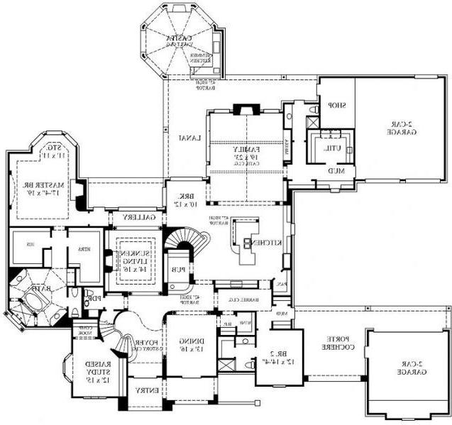 English Country House Plans Photos
