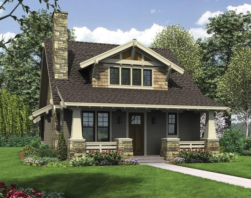 Craftsman house photo gallery - Painting interior and exterior plan ...