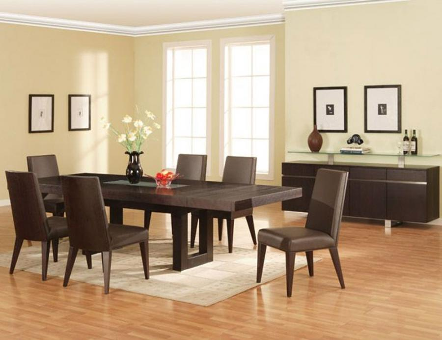 Contemporary italian dining room