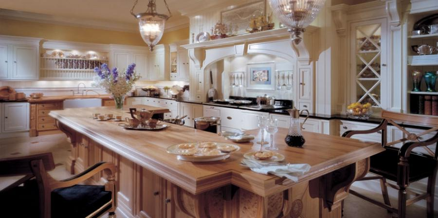 Clive christian kitchen photos for Clive christian kitchen designs