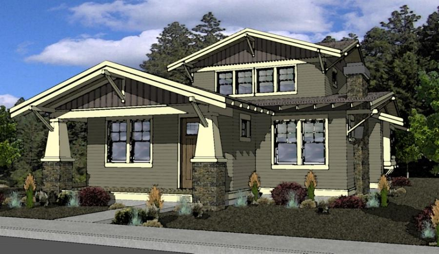 Craftsman House Plans With Photos