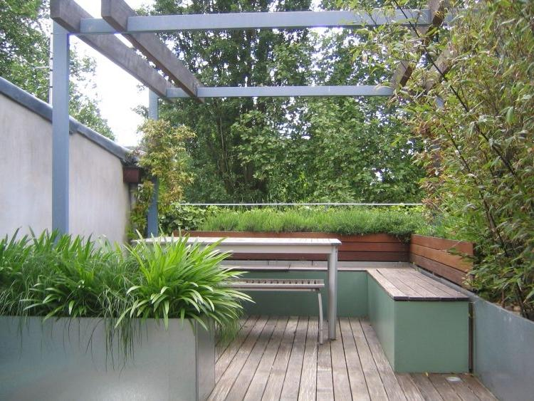 Photos Of Small Roof Gardens