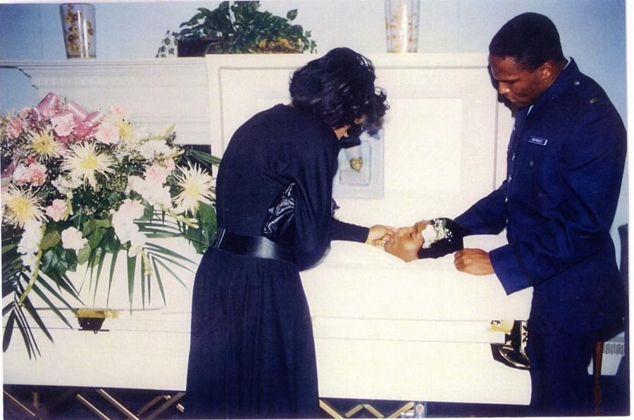 Easy E Funeral: Eazy E Casket Photos