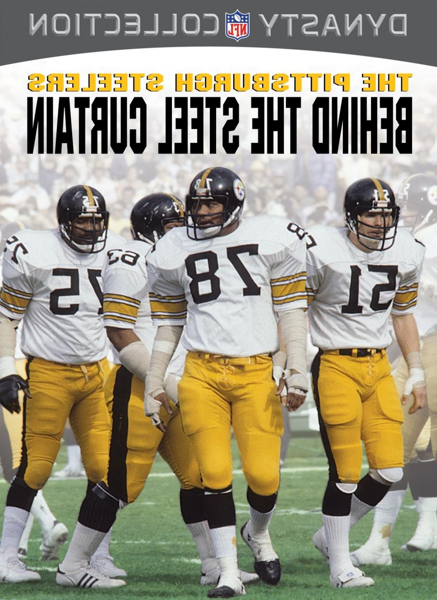 NFL DYNASTY COLLECTION - THE PITTSBURGH STEELERS: BEHIND THE...
