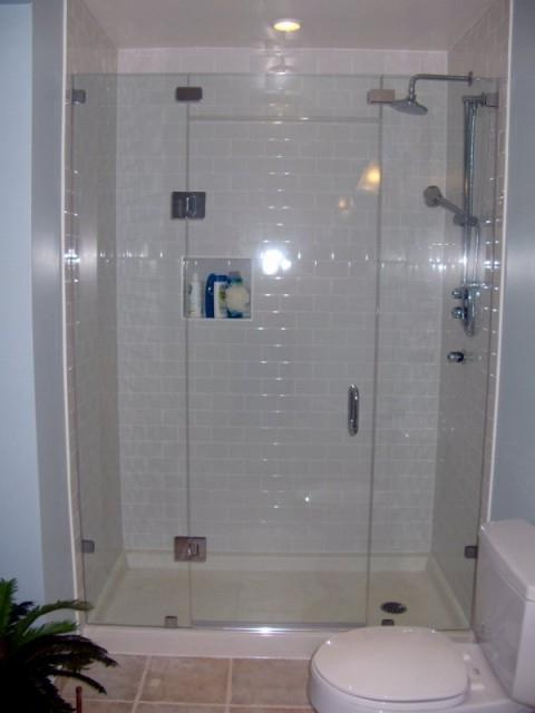 Frameless Glass Shower Doors Photos