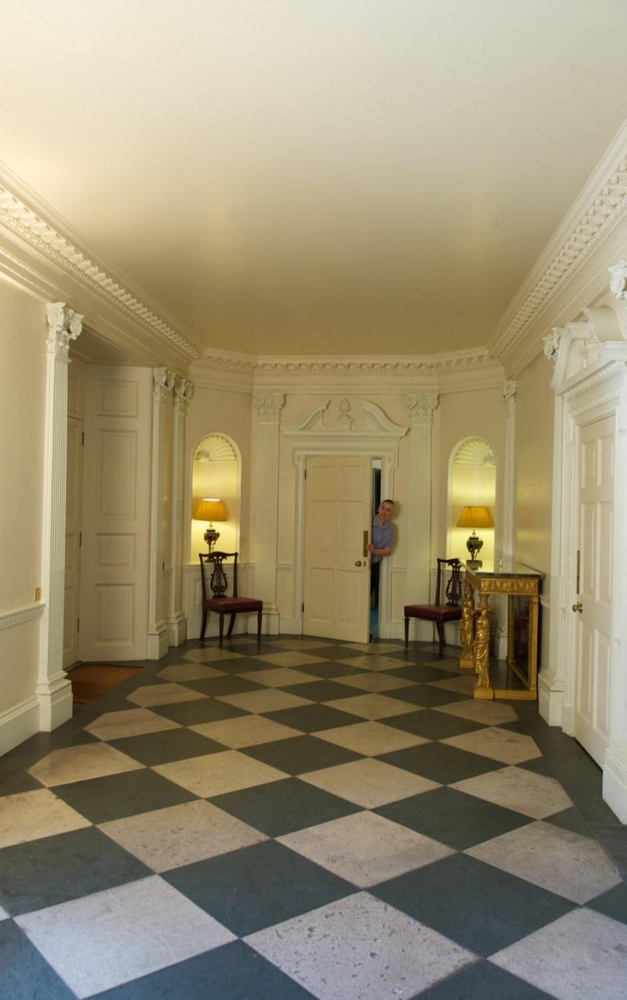 Kensington Palace Interior Photos
