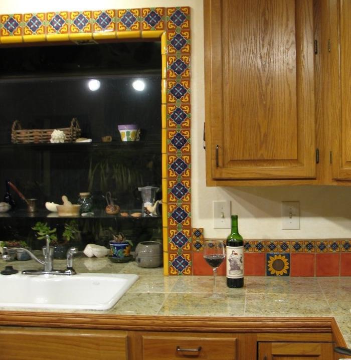 Mexican Tile Kitchen Photos