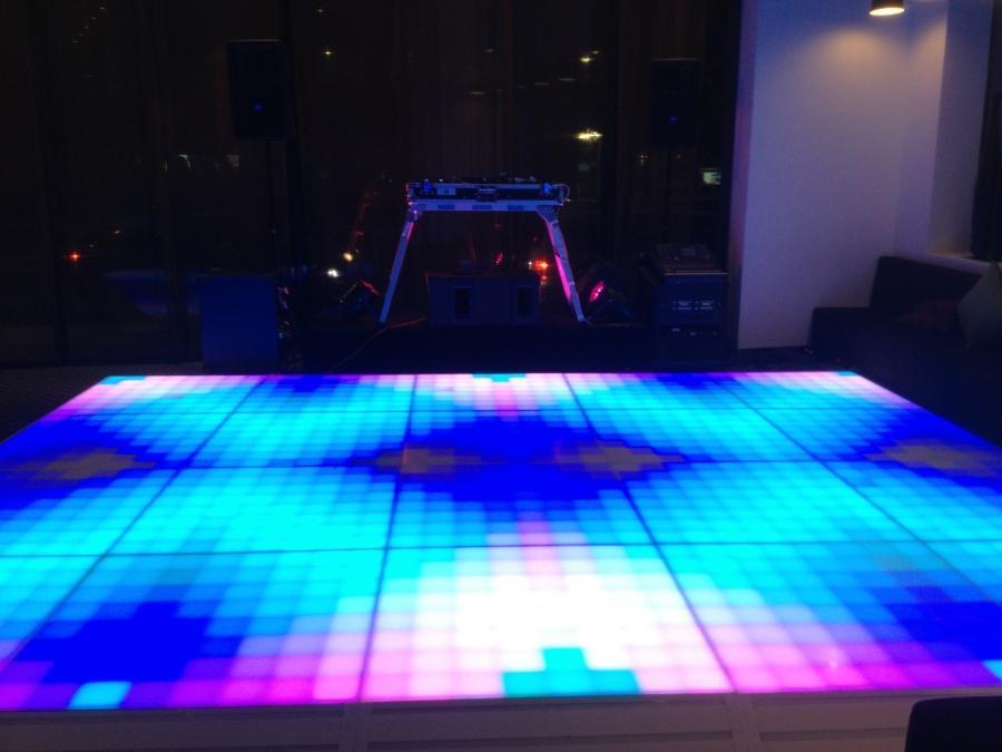 Photo Dance Floor