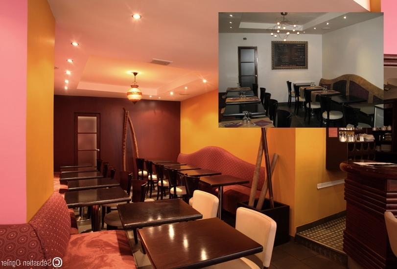 Photo Decoration Interieur Restaurant