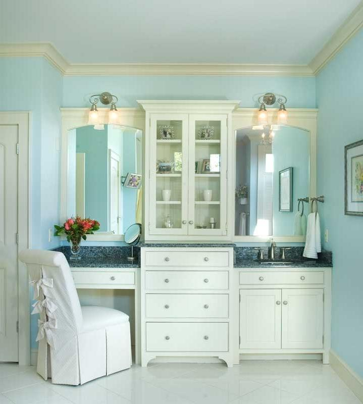 Bathroom Design : Inspiring Custom Designed Bathroom Cabinets ~...