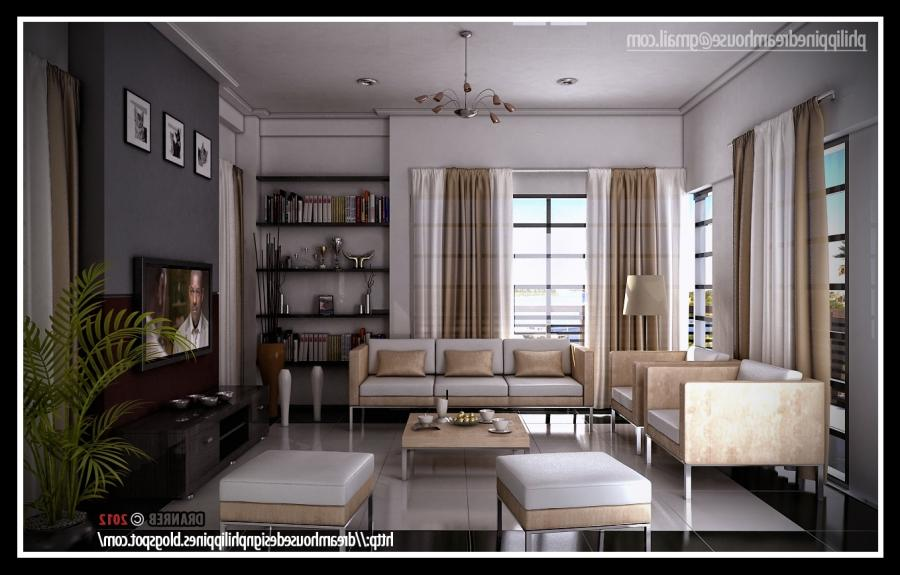 Living room design photos philippines for Living room interior design philippines